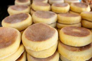 tortitas de nata