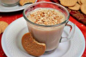atole de cacahuate ingredientes