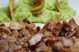 carnitas de puerco estilo michoacán ingredientes