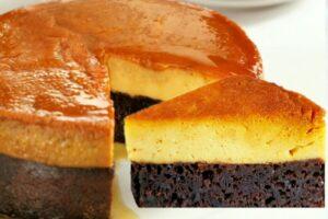 chocoflan pastel imposible ingredientes