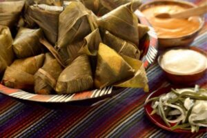 corundas michoacanas ingredientes
