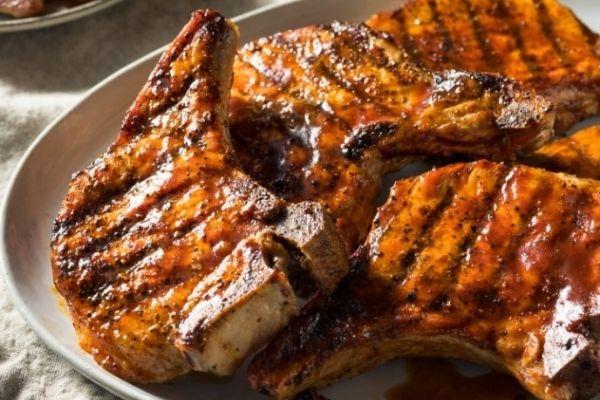 costilla de cerdo al pastor receta