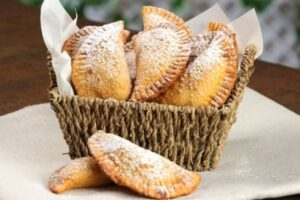 empanadas de camote ingredientes