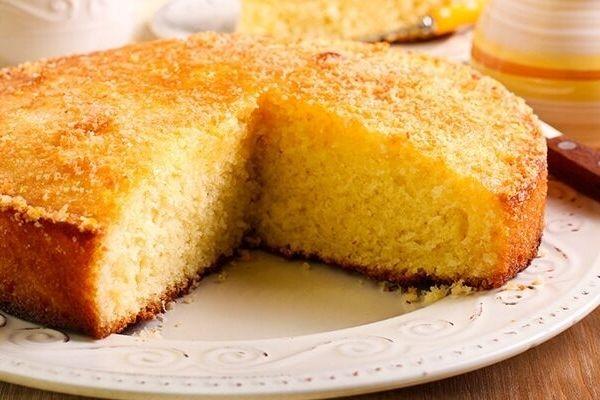 Pan de naranja 🍊