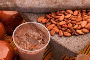 pozol de cacao ingredientes