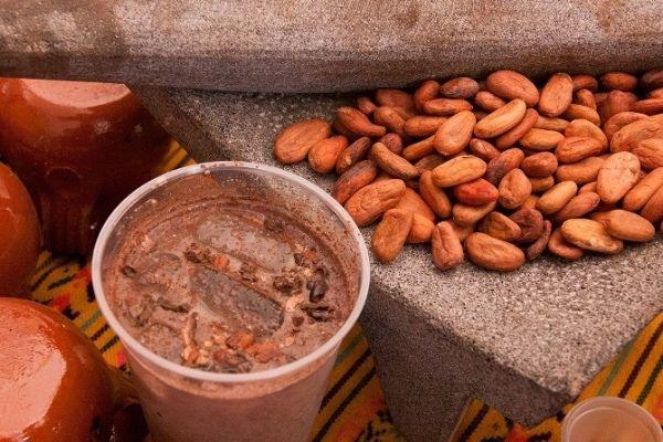 Pozol de cacao 🍫
