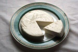 queso fresco mexicano preparación