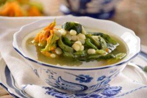 sopa de la milpa ingredientes